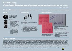 Eindverslag Mentale vaardigheden BrabantZorg